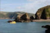 Watermouth Harbour nea Pink Heather Holiday Cottages in North Devon